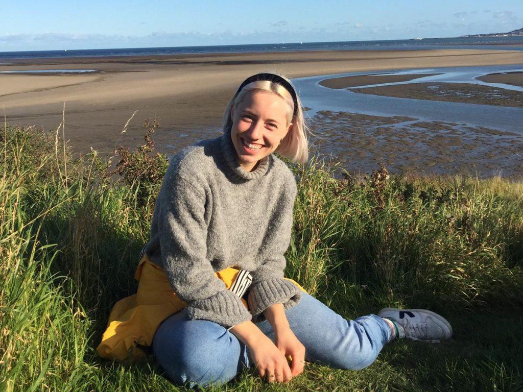 Unsere Duale Studentin Alessandra in Irland