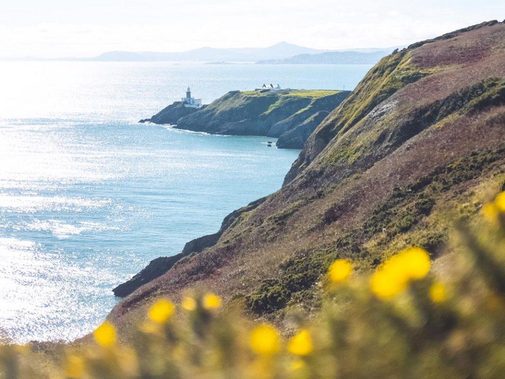 Irländische Küste