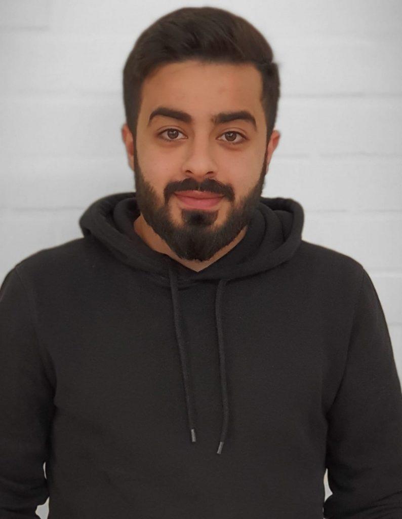 Portrait Mohamad Babi